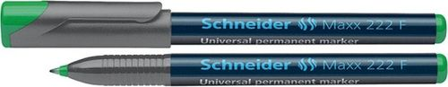 Schneider FOLIOPIS UNIWERSALNY SCHNEIDER MAXX 222 F, ZIELONY