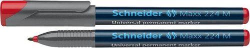 Schneider FOLIOPIS UNIWERSALNY SCHNEIDER MAXX 224 M, CZERWONY