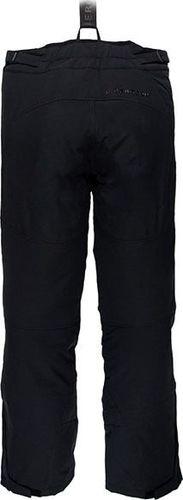 Bergson Spodnie Narciarskie Męskie Bergson CARVE-M STX Black 2021