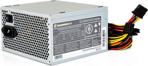 Zasilacz SilentiumPC Elementum E1 SI 85+ ATX 350W (SPC124)