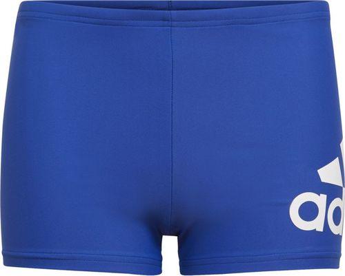Adidas Kąpielówki adidas YB Boys Badge od Sport Brief GN5899 GN5899 niebieski 128 cm