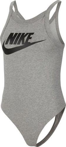 Nike Body Nike Sportswear W Nsw Essntl Bodysuit Tank Hbr CU5128 063 CU5128 063 szary XS