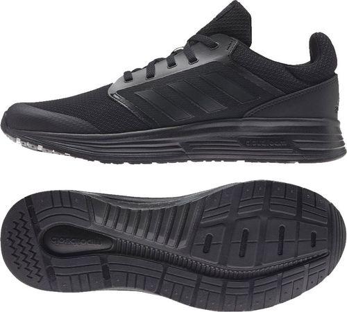 Adidas Buty do biegania adidas Galaxy 5 FY6718 FY6718 czarny 40 2/3