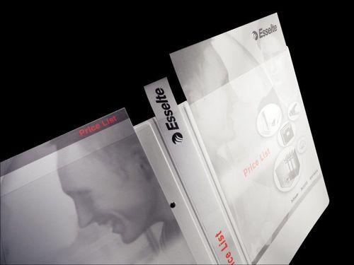 Segregator Leitz Standard 4-ringowy A4 50mm biały