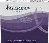 Waterman Nabój do pióra różowy