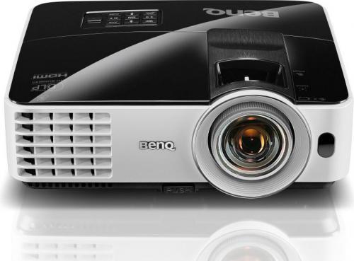 Projektor BenQ MX631ST DLP XGA 3200 ANSI Short Throw (9H.JE177.13E)