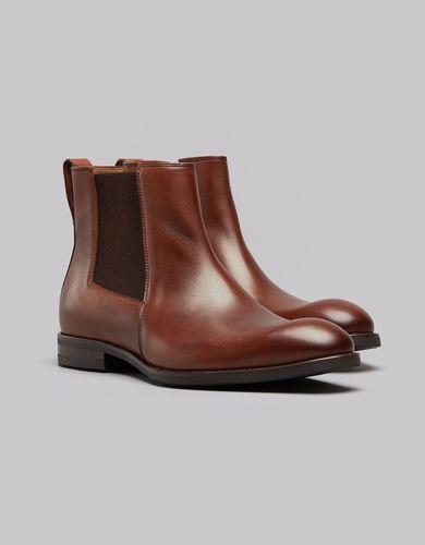 BORGIO Jasnobrązowe męskie buty sztyblety b700 rozmiar 42