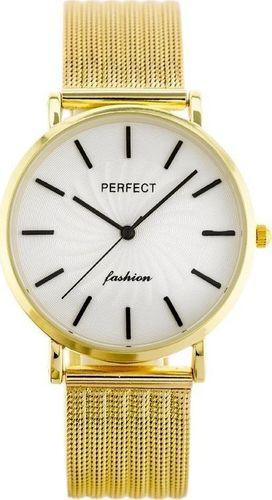 Zegarek Perfect ZEGAREK DAMSKI PERFECT E334 - siatka (zp932e)