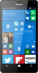 Smartfon Microsoft Lumia 950 XL LTE czarny (A00026224)