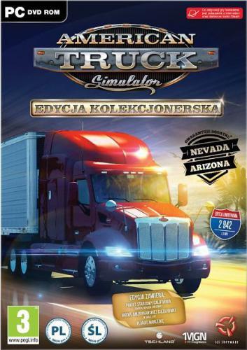 American Truck Simulator Edycja Kolekcjonerska