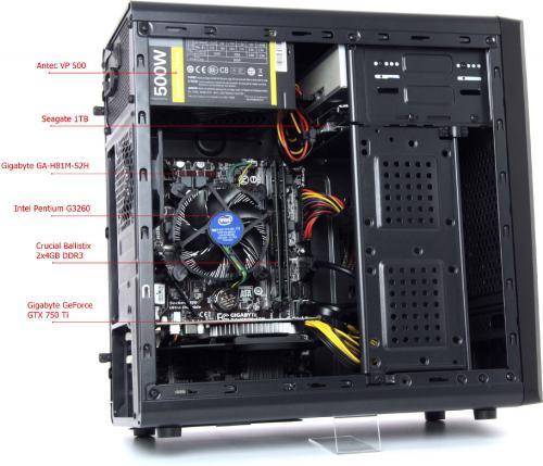 Komputer Morele Super Efficient G1600
