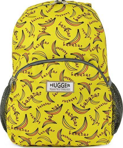 Hugger Plecak dla dzieci Hugger, Totty Tripper Medium, wiek 4-8 lat, wzór Bananas