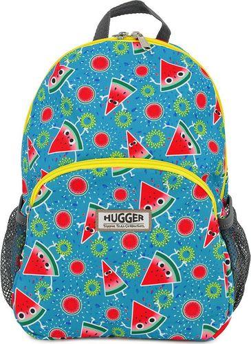 Hugger Plecak dla dzieci Hugger, Totty Tripper Medium, wiek 4-8 lat, wzór Melon Party