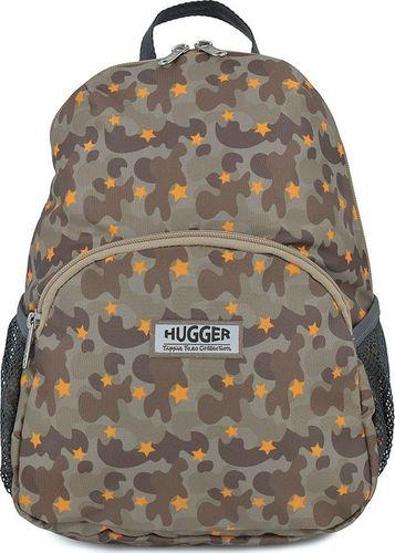 Hugger Plecak dla dzieci Hugger, Totty Tripper Medium, wiek 4-8 lat, wzór Caramel Camouflage