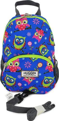 Hugger Plecaczek dla dzieci Hugger, Totty Tripper Small, wiek 1-3+ lat, wzór Hootys Owls
