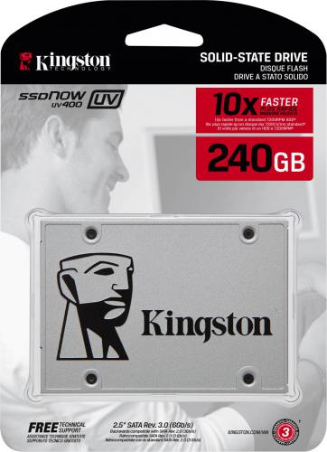 Dysk SSD Kingston SSDNow UV400, 240 GB (SUV400S37/240G)