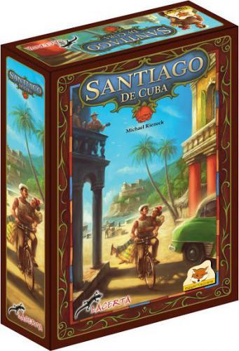 Lacerta Santiago de Cuba (edycja polska)