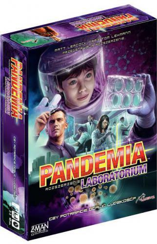Lacerta Pandemia - Laboratorium