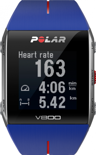 Smartwatch Polar V800 HR (90048948)