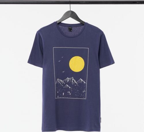 Outhorn T-shirt męski HOL21-TSM604 antracyt r. XL