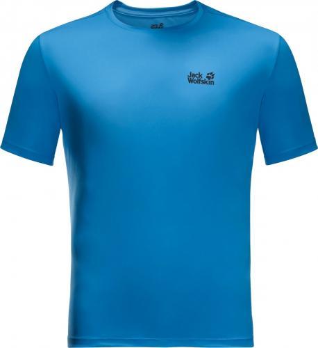 Jack Wolfskin Koszulka męska Tech T M brilliant blue r. S