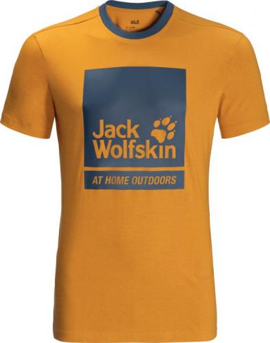 Jack Wolfskin Koszulka męska 365 Thunder T M amber r. L