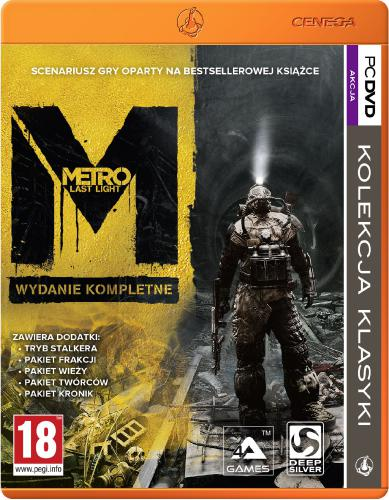 Metro Last Light Complete Edition - (5908305210443)