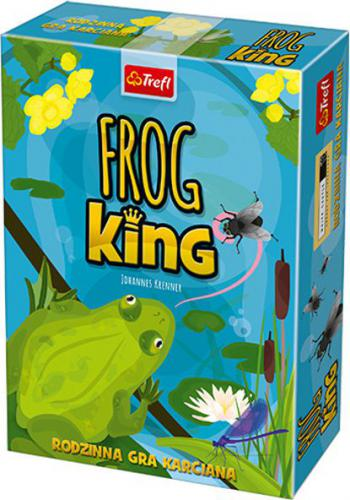Trefl Karciana Frog king - 08622