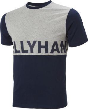 Helly Hansen Koszulka męska Active T-shirt Navy r. M (53428_597)