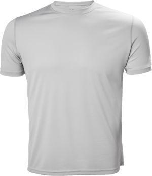 Helly Hansen Koszulka męska Tech T-shirt Light Grey r. L (48363_930)