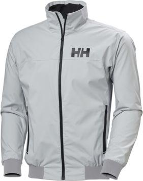 Helly Hansen Kurtka męska Hp Racing Wind Jacket Grey Fog r. L (34171_853)