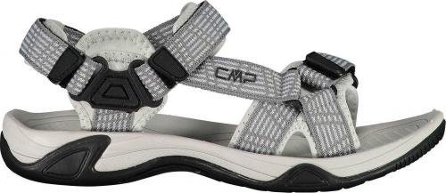 CMP Sandały damskie Hamal Wmn Hiking Sandal Grey-Ghiaccio r. 41 (38Q9956-14TC)