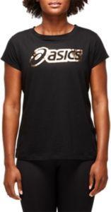 Asics Koszulka damska Logo Graphic tee performance black r. S