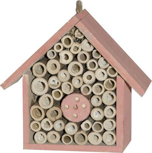 Tajemniczy ogród Domek dla owadów Simple kol. MIX () - 1391-uniw