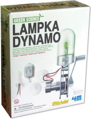 4M Lampka Dynamo - 3263