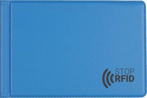 Biurfol Etui antykradzieżowe karty zbliżeniowe 6 kart RFID