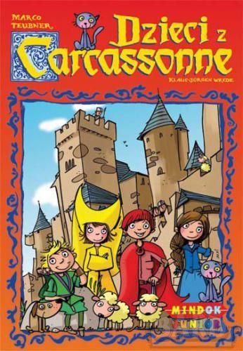 Bard Gra Dzieci z Carcassonne (0280)