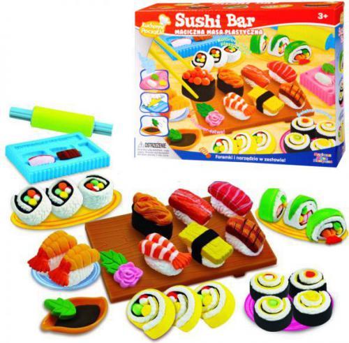 Russell RUSSELL Masa Plastyczna Warsztat Sushi - 01073