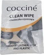 Coccine Chusteczka Czyszcząca skórę drewno plastik 5szt
