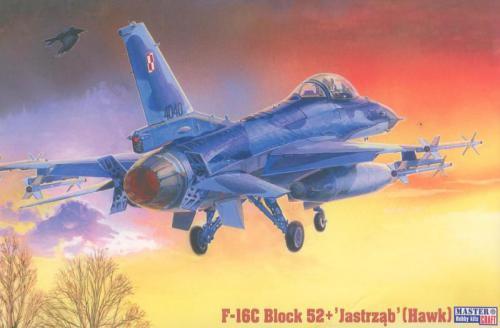 Mastercraft F16C Block 50 Jastrząb Hawk - D-116