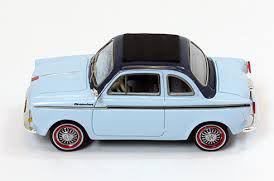 Ixo NSUFIAT Weinsberg 500 1960 (PR0020)