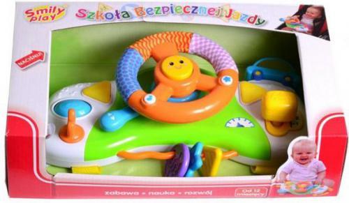 Smily Play Szkoła Bezpiecznej Jazdy - 0704