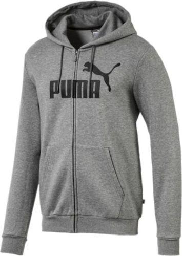 Puma Puma Essential Big Logo FZ Hoody 851765-03 szare XS