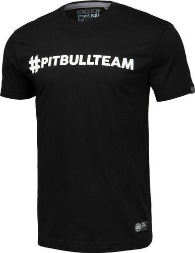 Pit Bull West Coast Koszulka Pit Bull Hashtag'20 - Czarna L