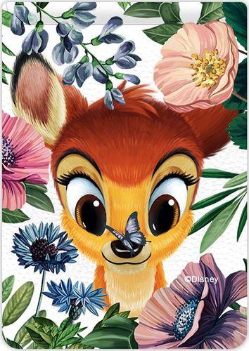 Kieszonka na kartę Bambi 001 Disney