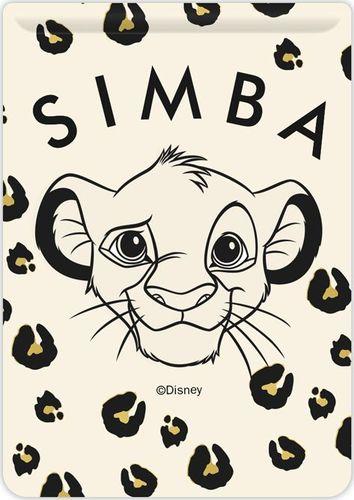 Kieszonka na kartę Simba i Przyjaciele 001 Disney beżowa