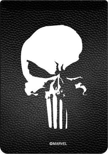 Kieszonka na kartę Punisher 001 Marvel czarna