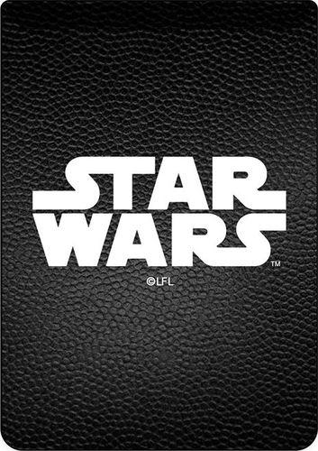 Kieszonka na kartę Gwiezdne Wojny 001 Star Wars czarna