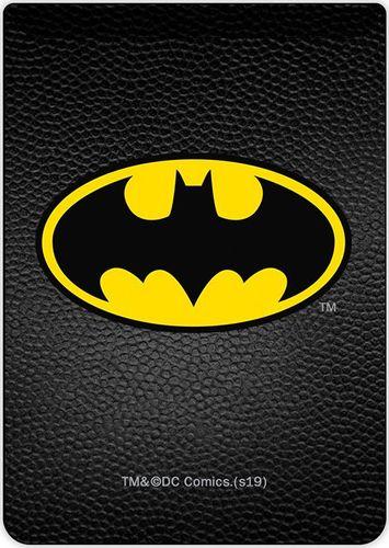 Kieszonka na kartę Batman 001 DC czarna
