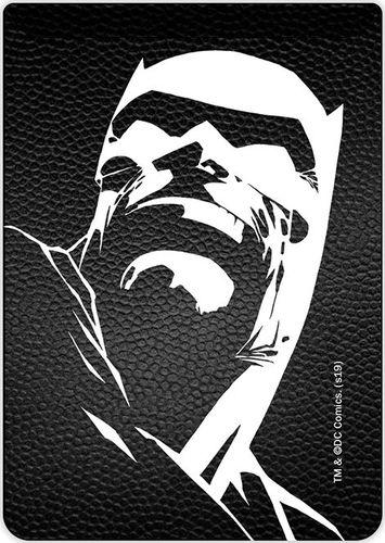 Kieszonka na kartę Batman 002 DC czarna